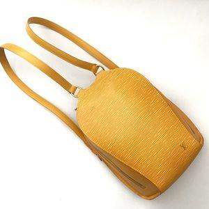 Louis Vuitton Mabillon 865698 Epi Leather Backpack
